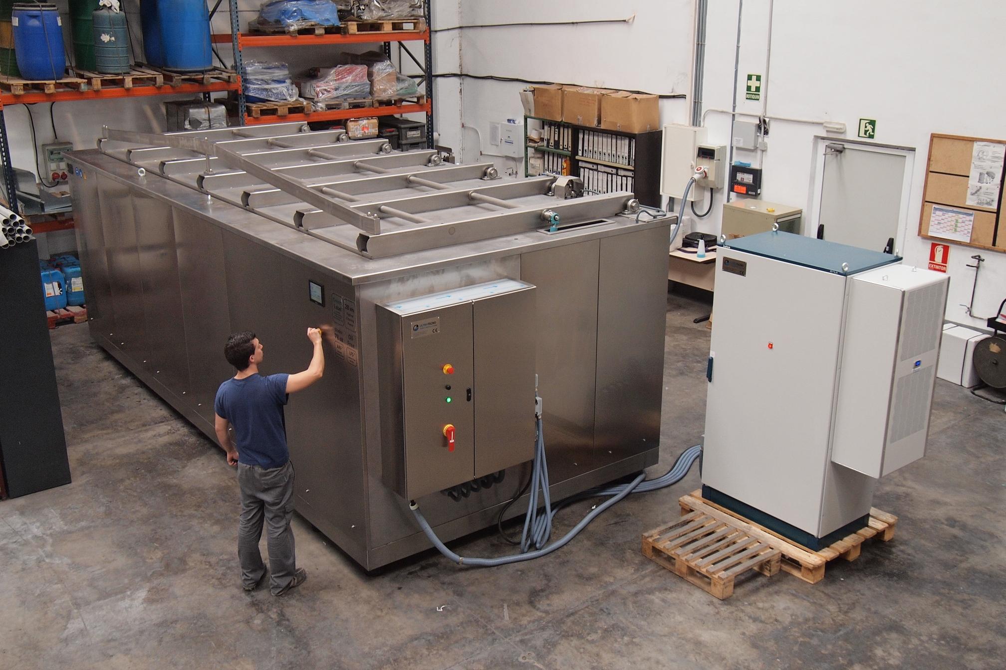 Máquinas y equipos térmicos.