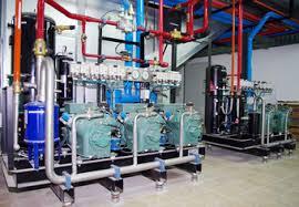 Montaje y mantenimiento de instalaciones frigoríficas industriales.